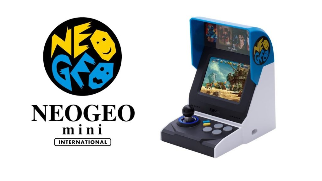 Neo Geo Mini review - A retro throwback - Droid Gamers