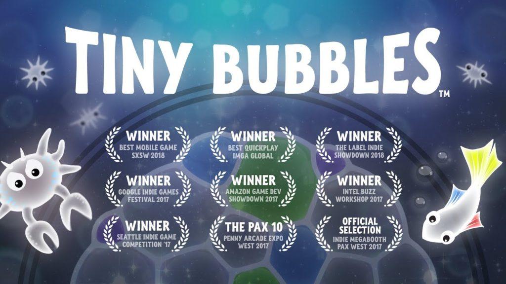 Tiny Bubbles Android