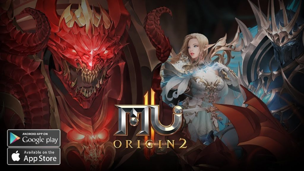 MU Origin 2 is now taking pre-registrations - Droid Gamers