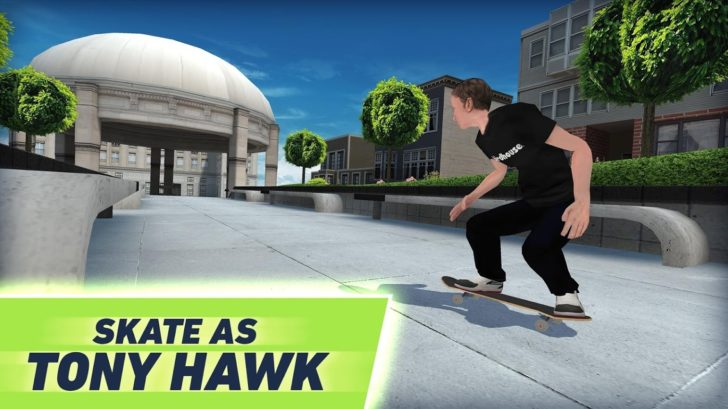 Tony Hawk's Skate Jam Android