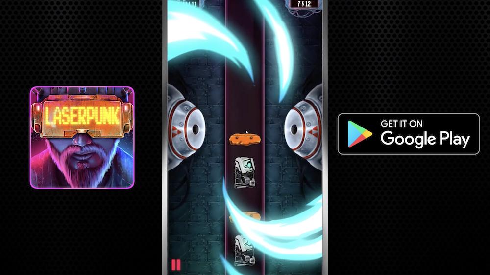 LaserPunk Android