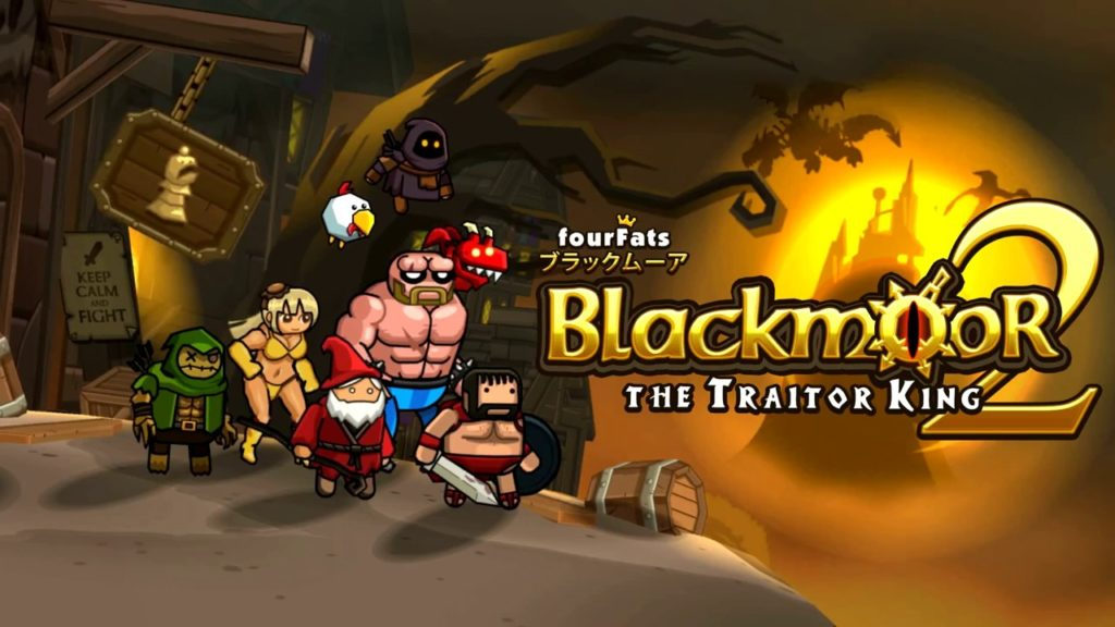 Blackmoor 2 Android