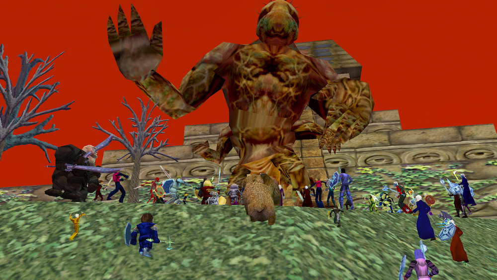 We want more classic MMORPGs – not auto-RPGs - Droid Gamers