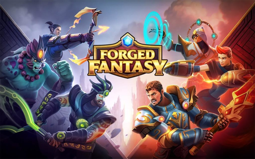 Forged Fantasy Android