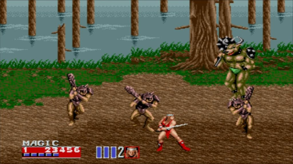 Golden Axe 2 Android
