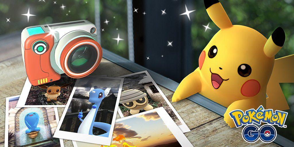 Pokémon GO GO Snapshot Android
