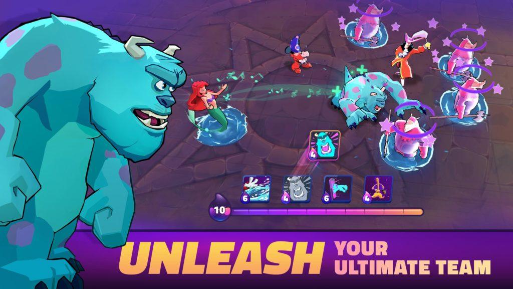Disney Sorcerer's Arena Android