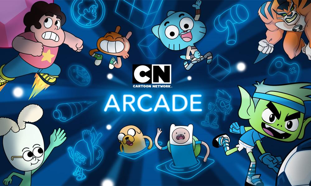 Cartoon Network Arcade Android