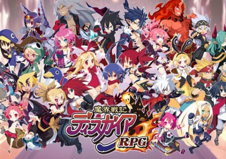 Disgaea RPG Android