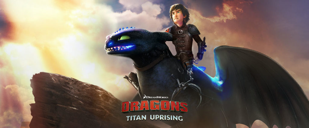 Dragons: Titan Uprising Android