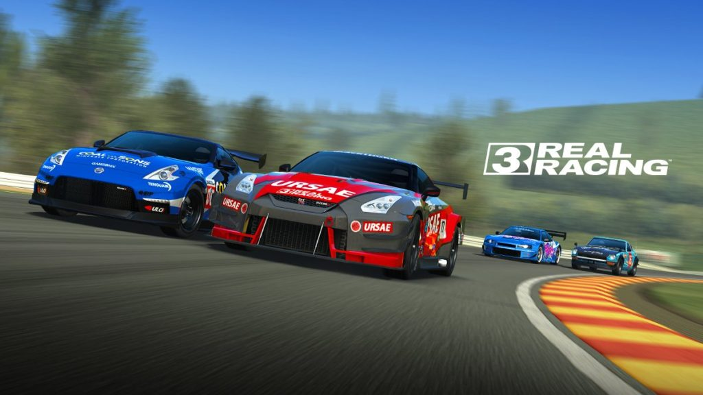 Real Racing 4 has reportedly been cancelled at EA - Droid