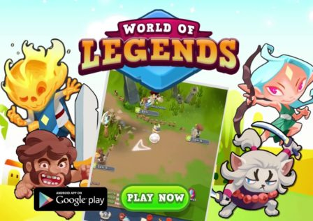 world-legends-android
