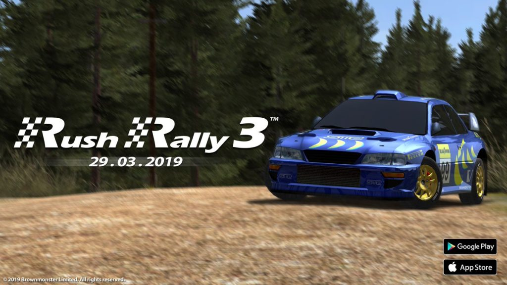 Rush Rally 3 Android