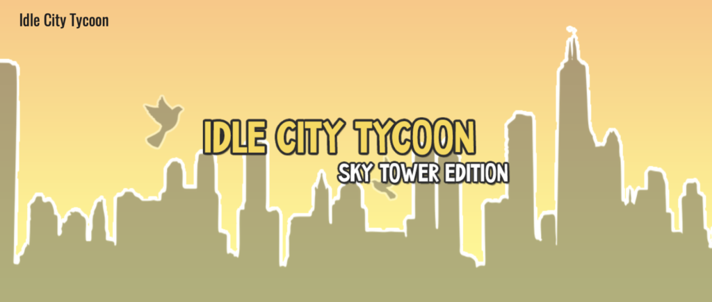 Idle City Tycoon