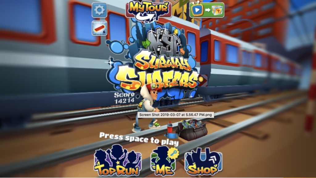 subway surfers play game free