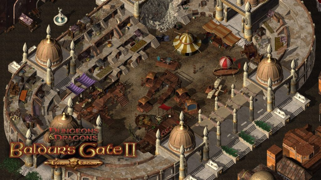 Beamdog Baldur's Gate 2 Android