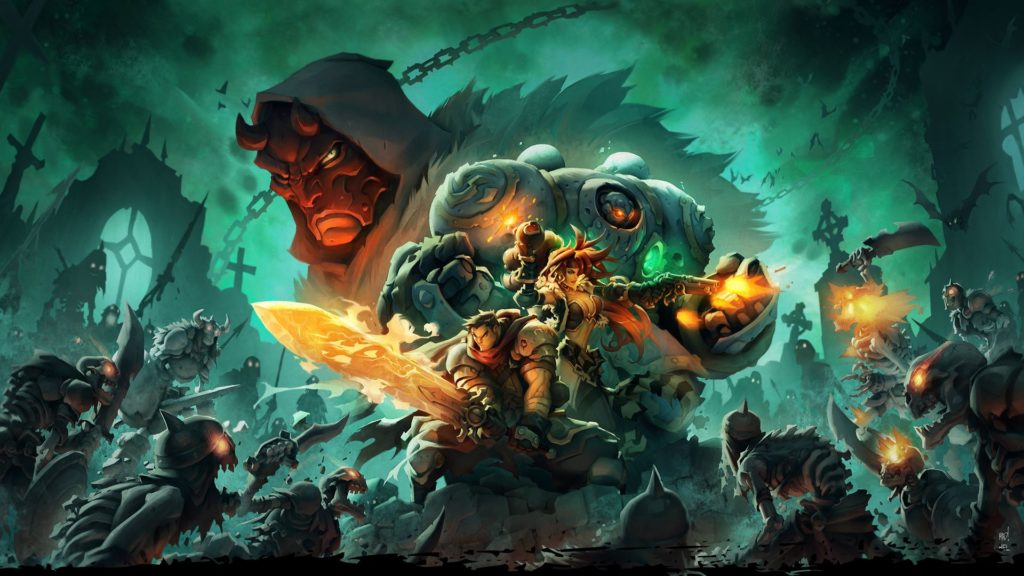 Battle Chasers: Nightwar Android