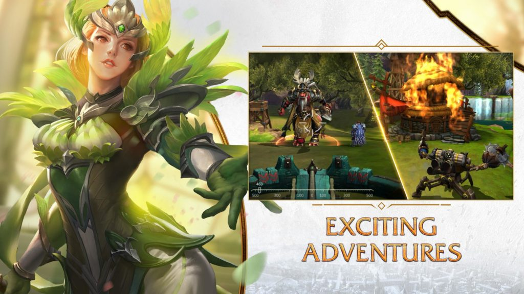 Era of Legends Android