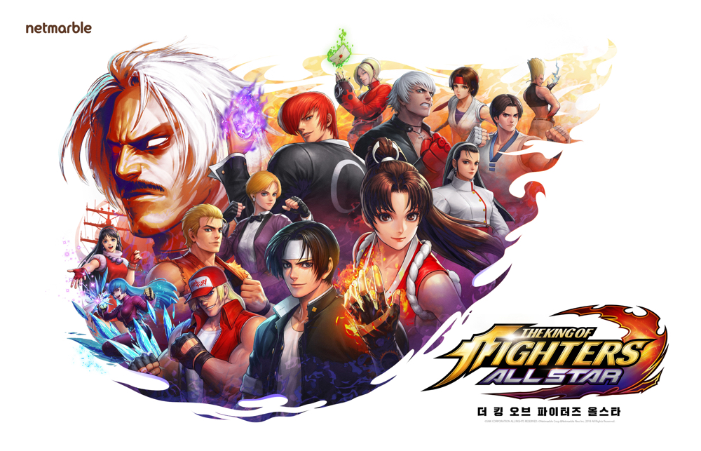 King of Fighters AllStar Android