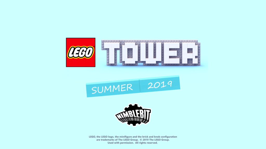 LEGO Tower Android