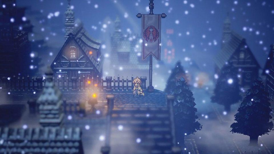 Switch Exclusive Octopath Traveler Is Getting A Mobile Prequel