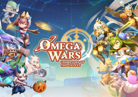 Omega Wars Android
