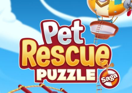 Pet Rescue Puzzle Saga Android