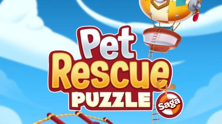 Pet Rescue Puzzle Saga Android