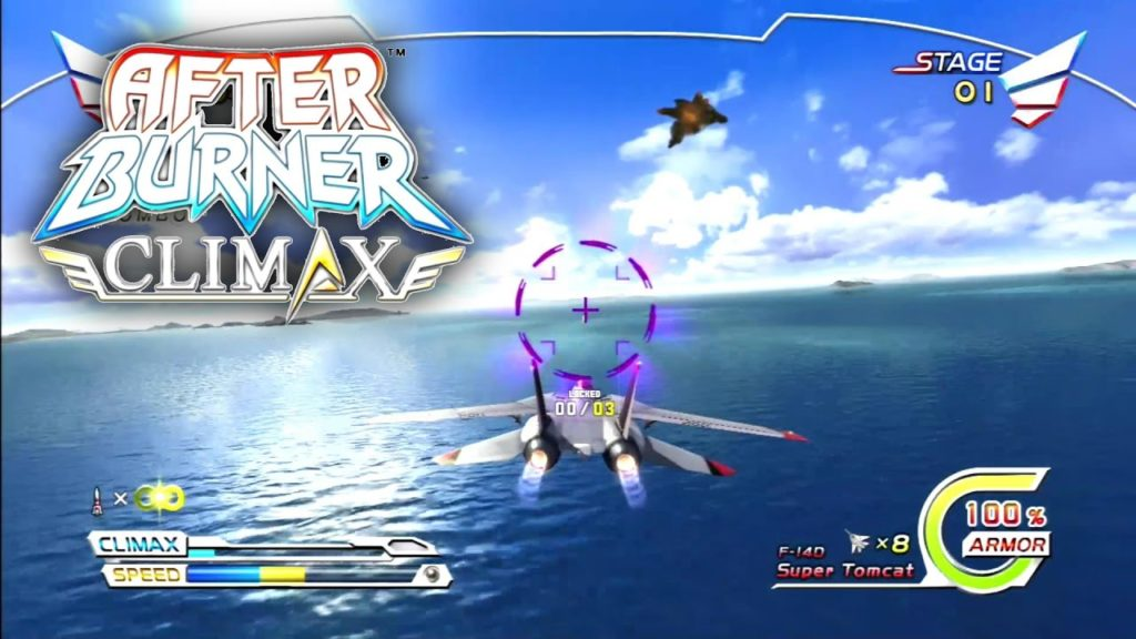 After Burner Climax Android