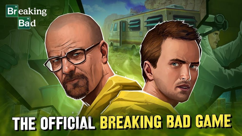 Breaking Bad: Criminal Elements Android