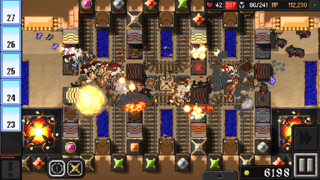 Dungeon Warfare 2 Android