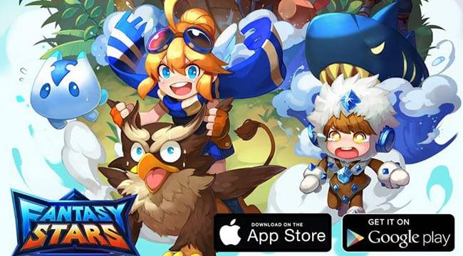 Fantasy Stars Android