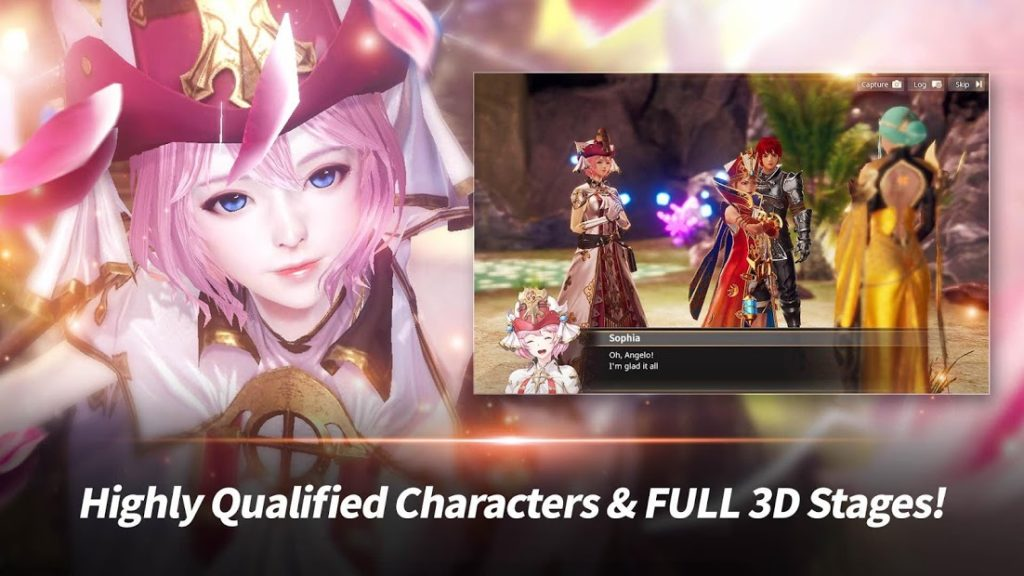 Overhit, Nexon's upcoming gacha RPG, is now up for pre