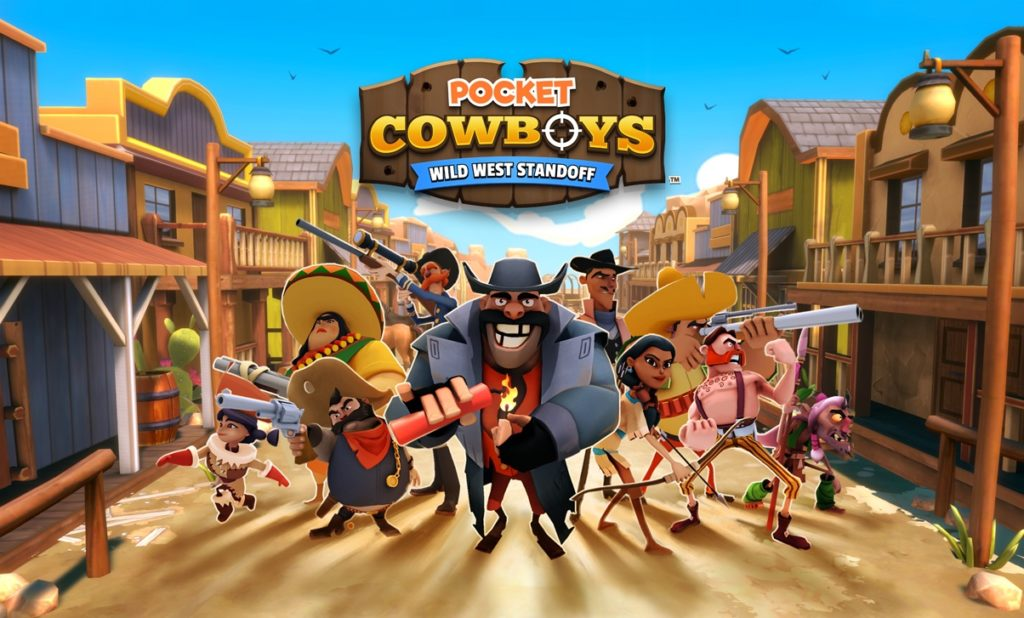 Pocket Cowboys is a brand new multiplayer strategy game ...
