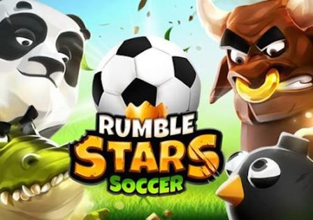 Rumble Stars Football Android