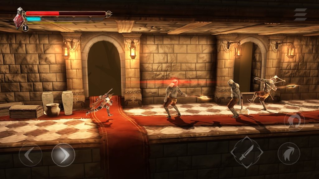 Grimvalor, the Dark Souls-like 2D action RPG, is out right now in