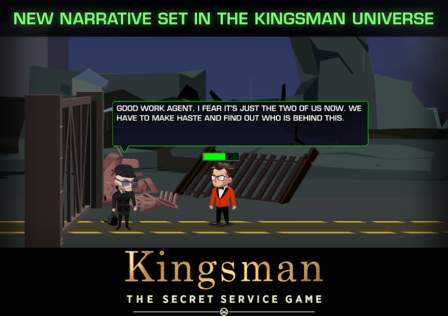 Kingsman - The Secret Service Android