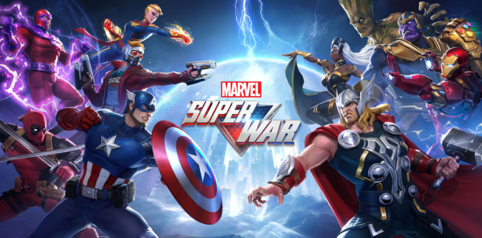 Marvel Super War Android
