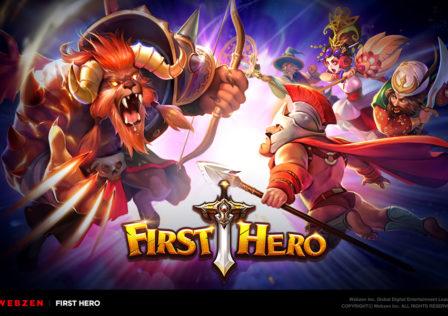FIRST HERO_Official launch