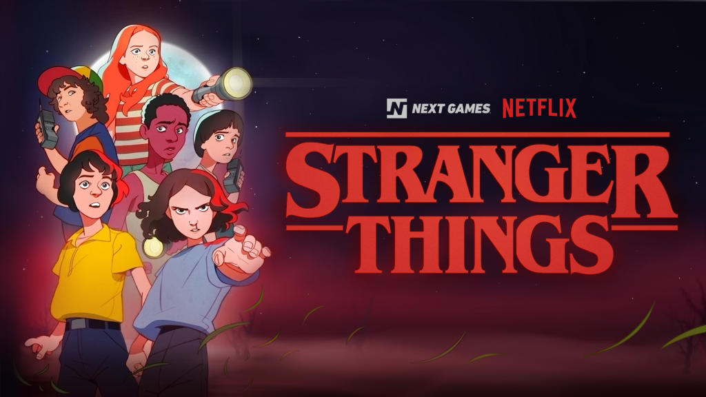 Stranger Things Android