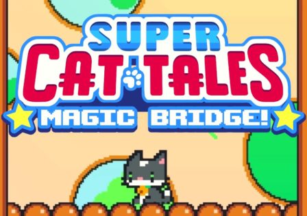 Super cat tales magic bridge
