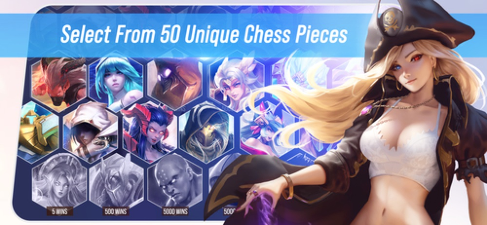 Hero Chess attempts to perfect the Auto Chess formula, out now in
