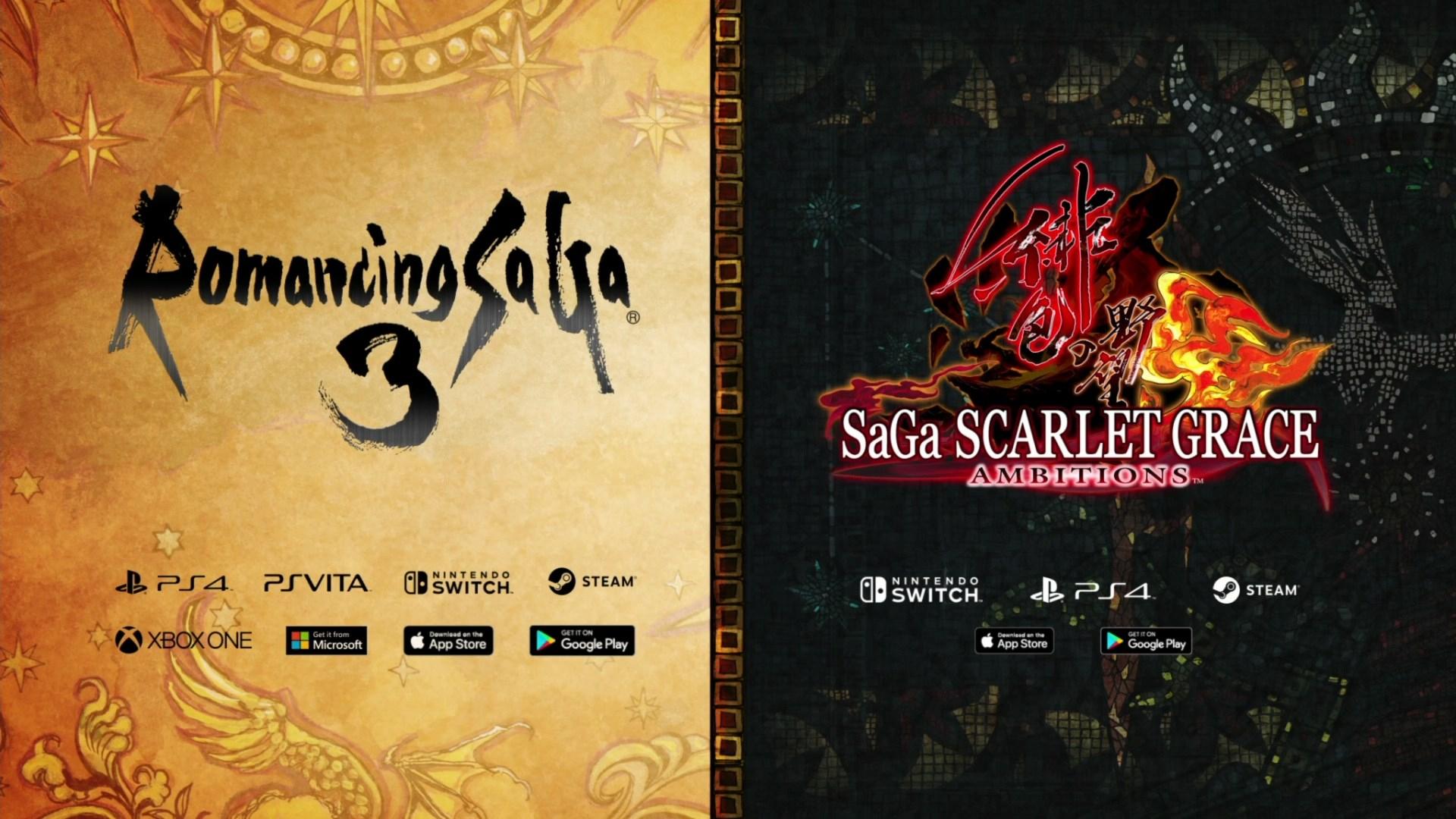 Romancing SaGa Android