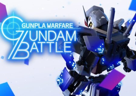 Gundam Battle gunpla