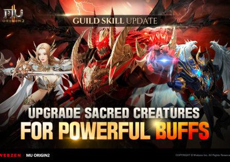MUORIGIN2_1.3_Guild Sacred Creature Update