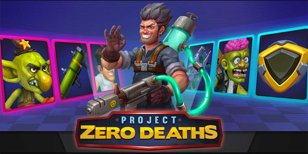 Project Zero Deaths - Online Multiplayer Shooter is out Now