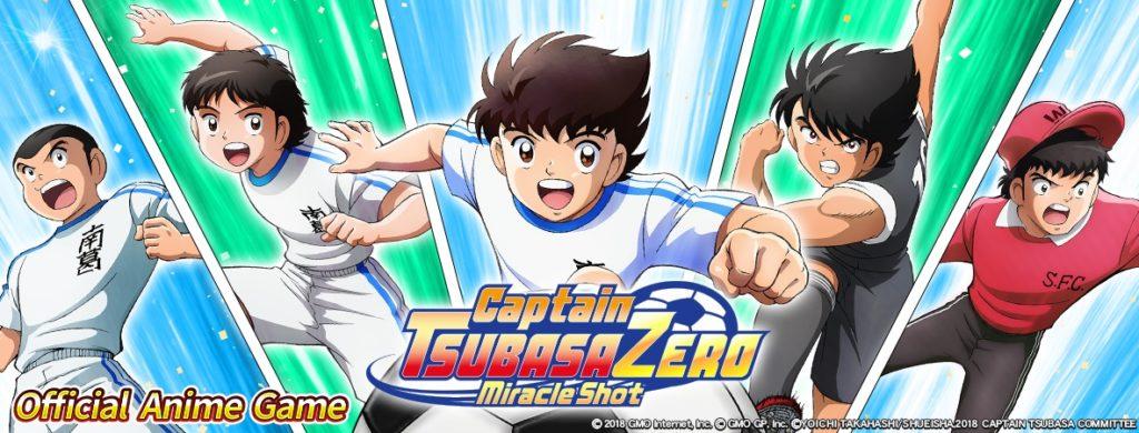 You Can Now Pre-Register for Captain Tsubasa ZERO: Miracle