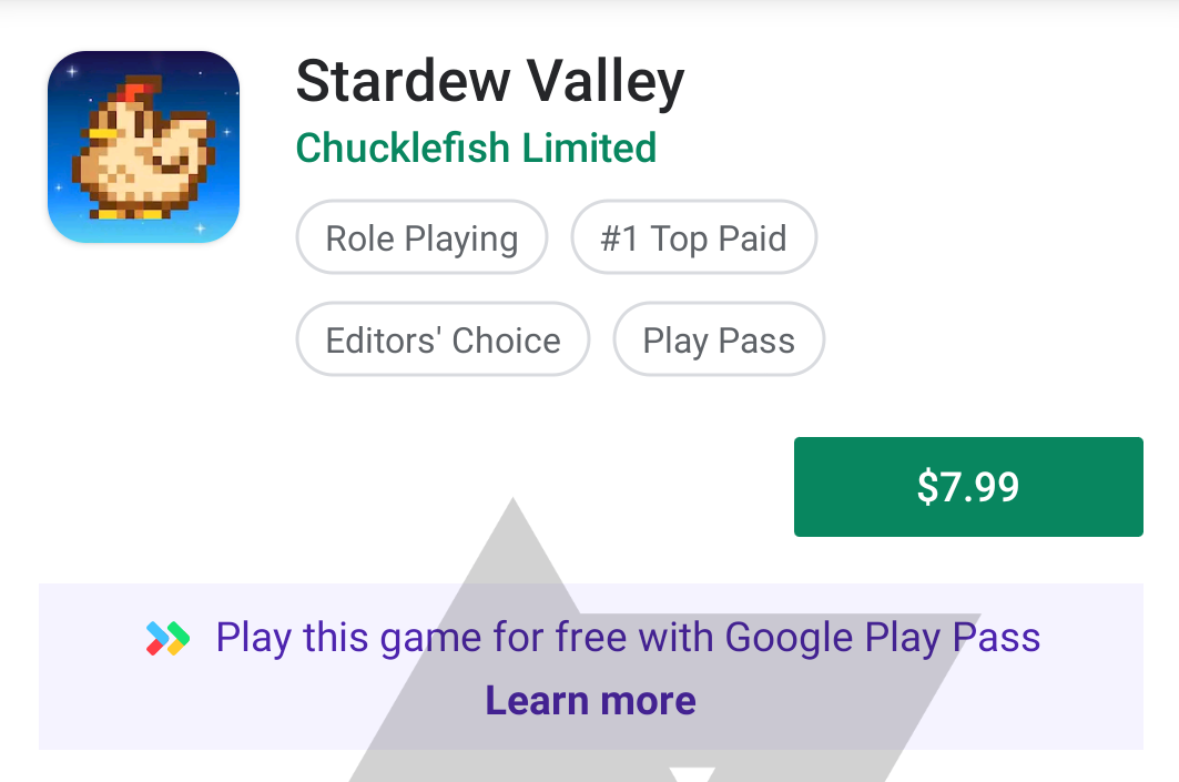 The Google Play Pass - Will it Succeed?
