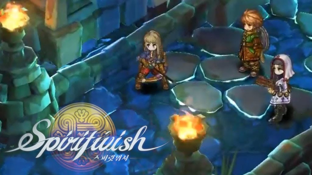 Spiritwish is a Brand New Mobile MMORPG by Nexon That Allows