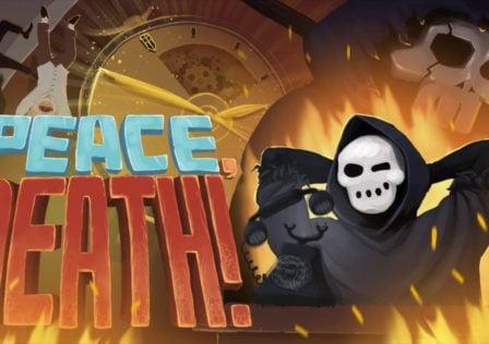 peace death
